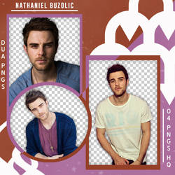 PACK PNG 416 // NATHANIEL BUZOLIC by DUA-PNGS