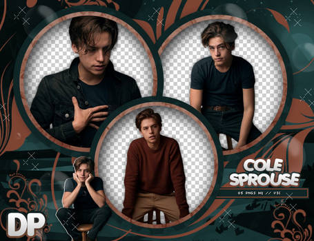 PACK PNG 649 // COLE SPROUSE