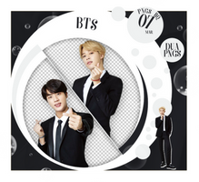 PACK PNG 994 // BTS by DUA-PNGS