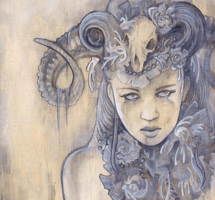 horns by nadja-mariina