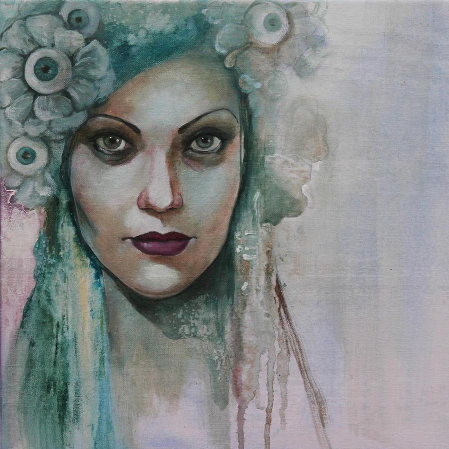 I see you by nadja-mariina