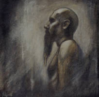 portrait 1 by nadja-mariina