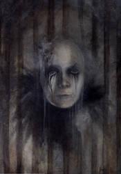 clown by nadja-mariina