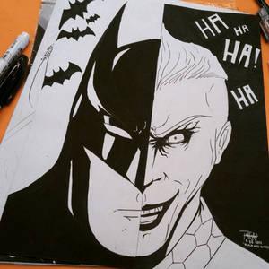 Batman: No greys