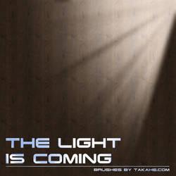 The light is coming 3 l-OL+l-Lighten+d-darken