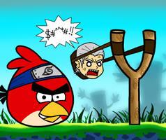 Angry Hidan