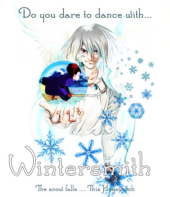 Wintersmith Poster by vifetoile