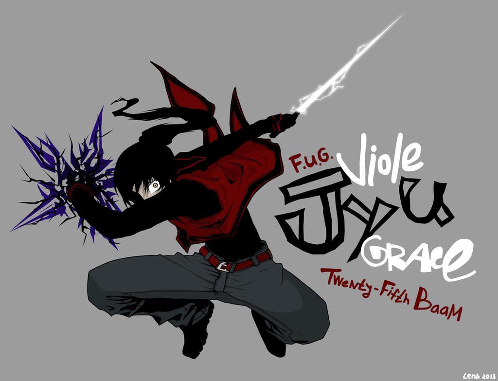 Jyu Viole Grace by LENb21 on DeviantArt