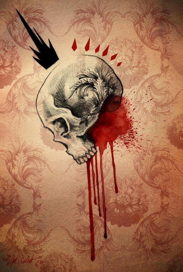 Blood by manfishinc