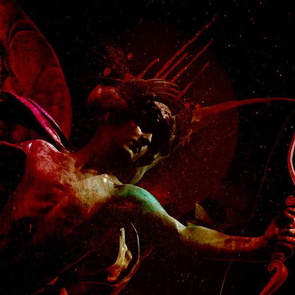When Angels Bleed by manfishinc