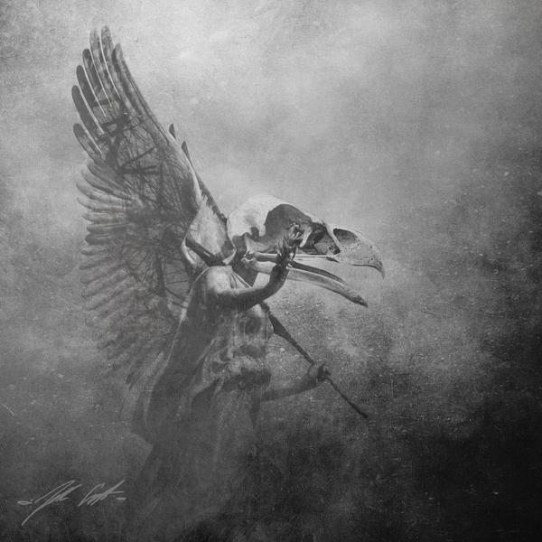 Angel Of Death Art by manfishinc