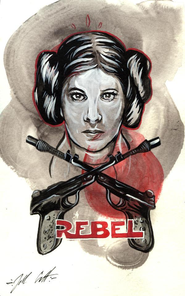 Rebel by manfishinc