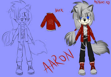 Contest entry [Aaron Redesign] by YahikoHH