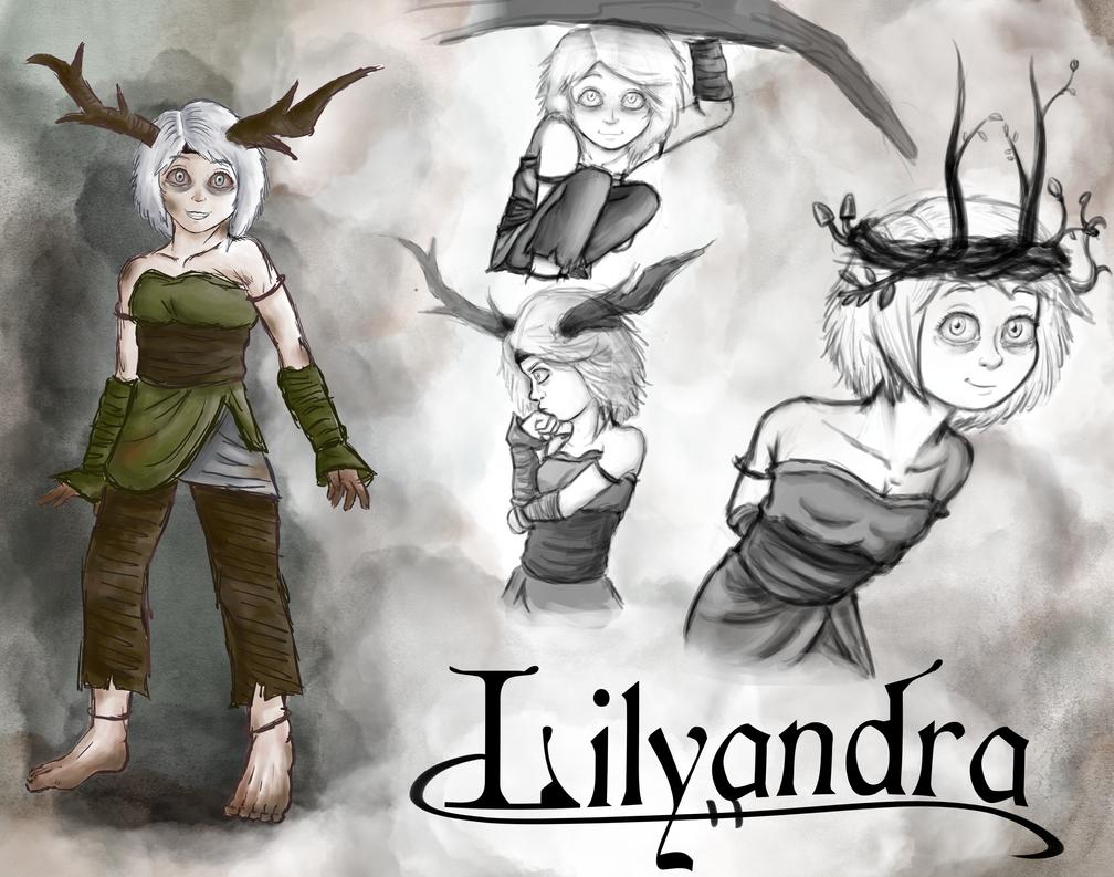 Lilyandra, the Stressed Dreamer by MrMarvellouss