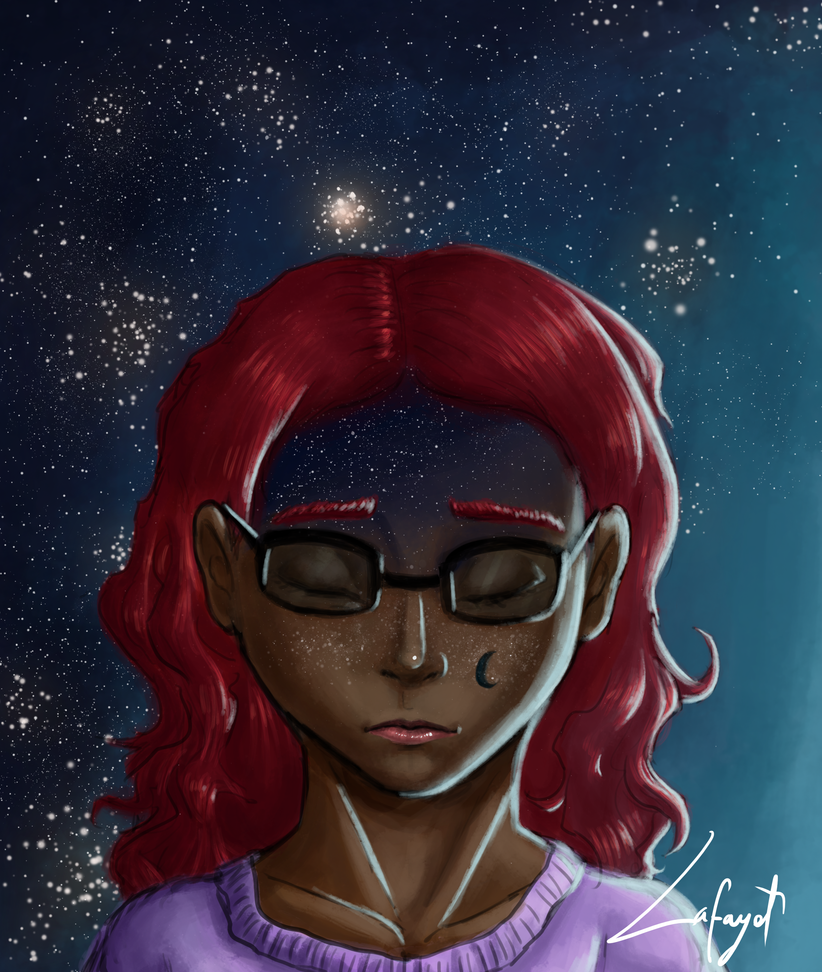 The Infinite Cosmos | Art Trade by MrMarvellouss