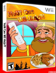 HoW Can Wii Help? by GtkShroom