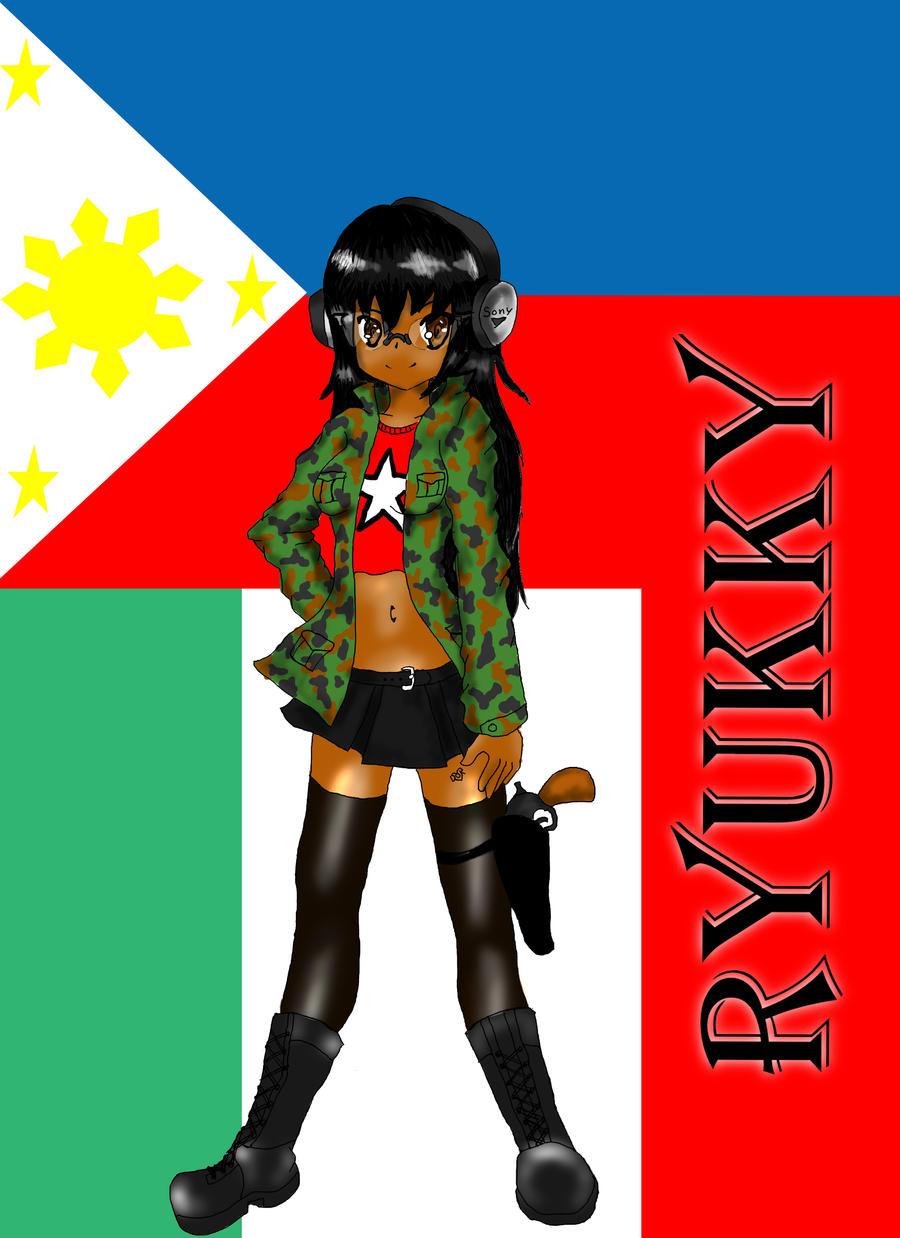 Ryukky ID summer 2012 by Ryukky