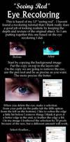 Eye Recoloring Tut Part 1