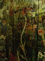 graffiti elevator by thegirlinthebox-stox