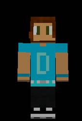 MineCraft skin YAY