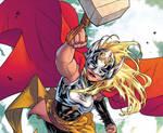 Lady Thor Tg