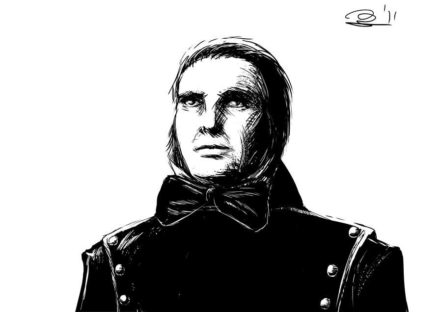 Inspector Javert by Artisteternal