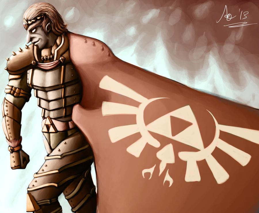 Ganondorf by Artisteternal