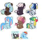 Rainbowlane foals CLOSED