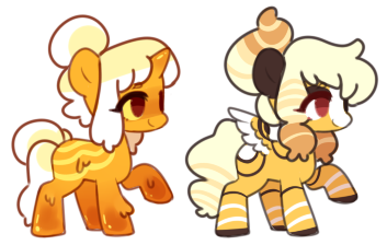 Bee Friend adopts closed by ufpony