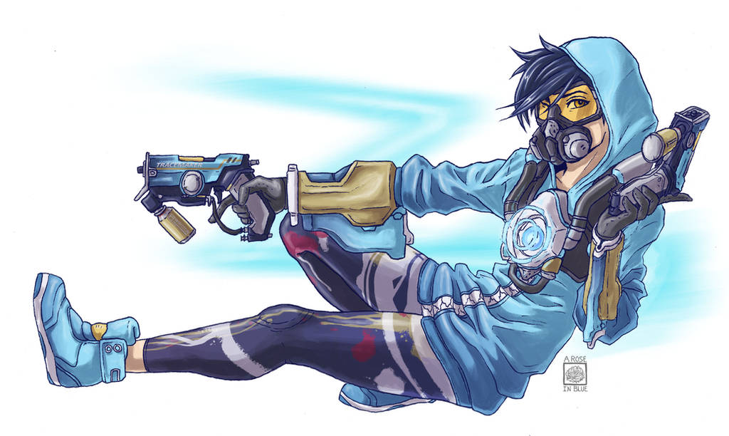 Graffiti Tracer by AyoWolf