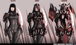 Red Warrior concept