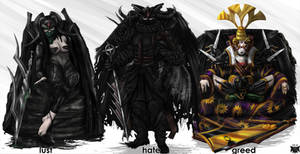 Hell knight cons