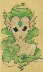 [MerMay] Emerald by Nadalien