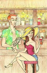 [WoE] Beach bar