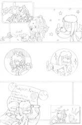 Dead is Dead - Page 6 (pencils) by FritzyArtCorner
