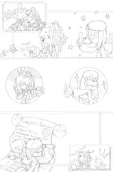 Dead is Dead - Page 6 (pencils) by FritzyMagpies