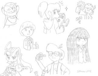 More Characters I like