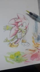 Watercolors by Rush88
