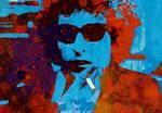 Bob Dylan Pop Art