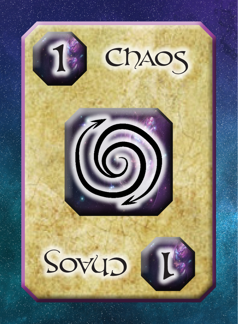 Ungeist Card: One of Chaos by Mad-Willy