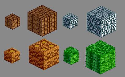 Textured Box - set 1