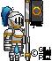 Hammer Knight by GhostWarg