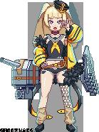 Fan Art -USS Bache