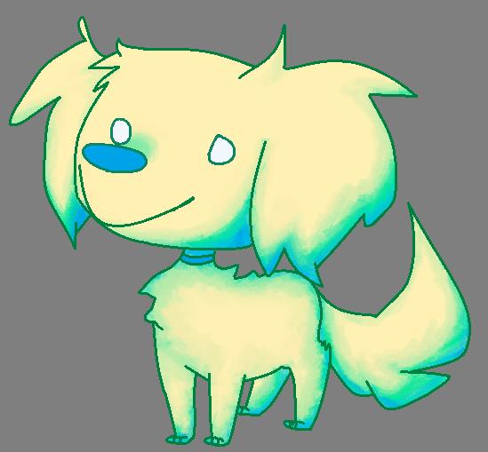 Puppy by PinkandCuteness