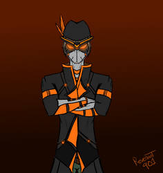 Commission for Knightslayer115- Jagernaut by Revenant901