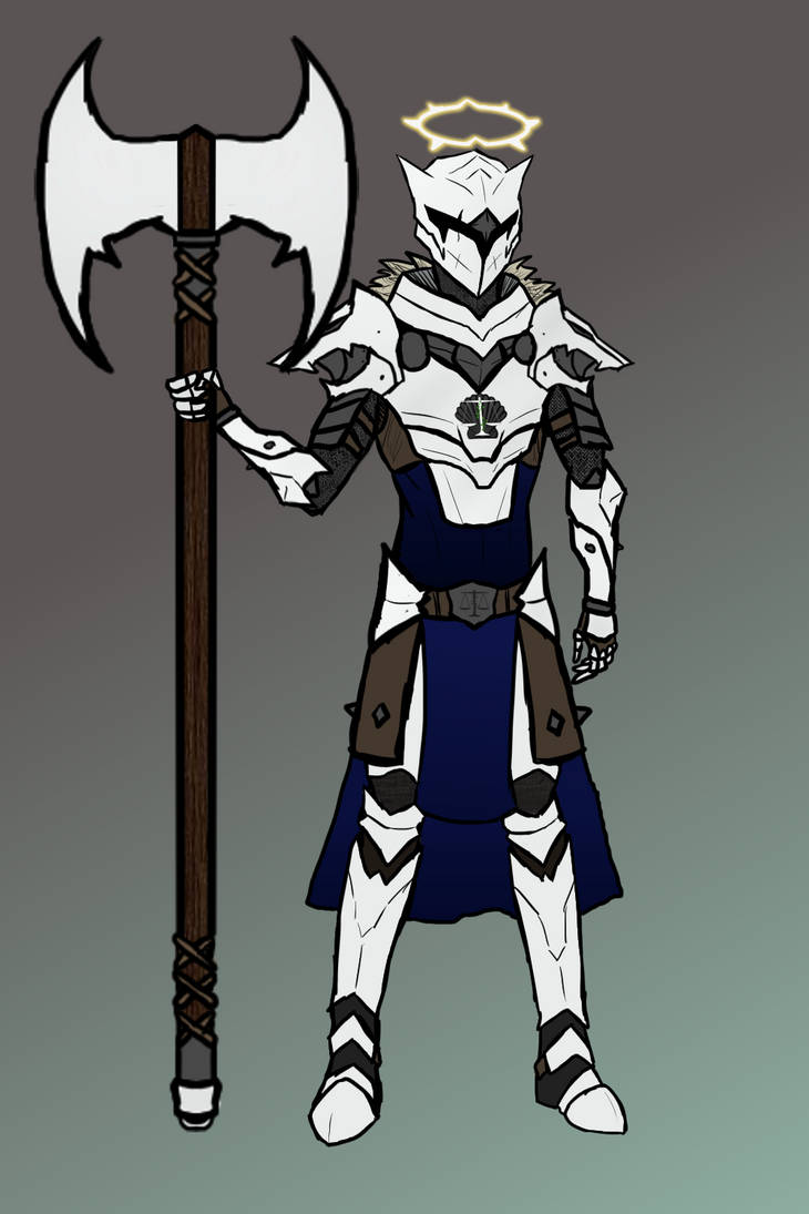 DnD- Destrophel, the Coven Butcher by Revenant901
