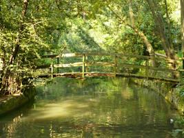 The Garden of Monet_Stock by MJ84-StockPhotos