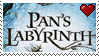 Pan's Labyrinth fan STAMP by diamond-in-the-ruff