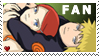 MinatoKushina fan STAMP by diamond-in-the-ruff