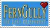 Fern Gully fan STAMP by diamond-in-the-ruff
